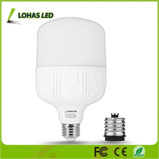 China 2017 high power 40w led commercial retrofit light bulb 2017 high power 40w led commercial retrofit light bulb daylight 5000k t120 e26 led bulb aloadofball Choice Image