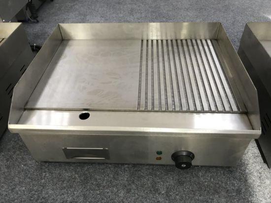 China Commercial Kitchen Equipment Desktop Electric Griddle ...