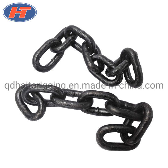 ISO Certification Stainless Steel Long Link Chain for Transportation