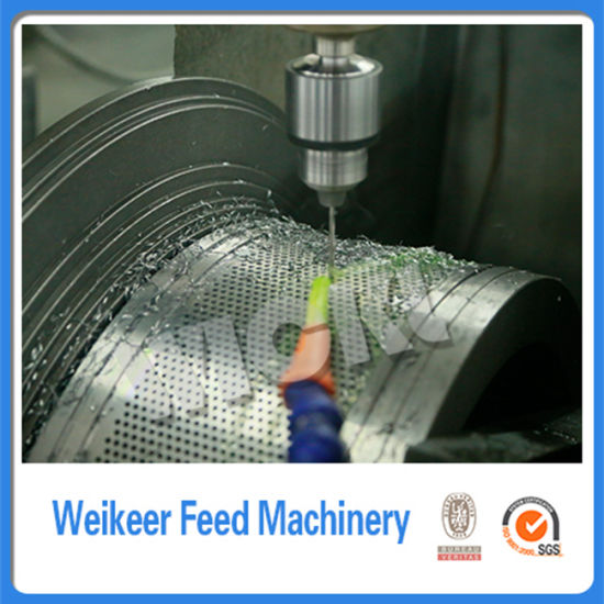 Muyang Series Sinking Fish Feeds Pellet Mill Ring Die pictures & photos