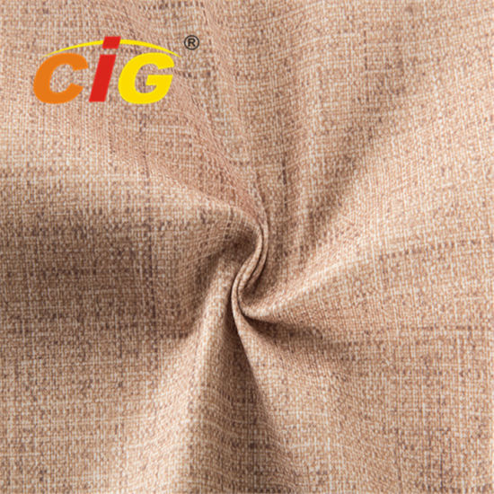 Outdoor Sofa Fabric 100%Polyester with Tc Backing Liene Like