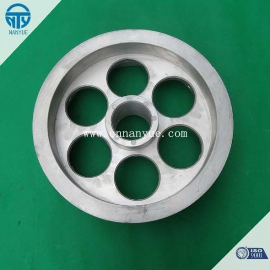 China 400*102 Multi Groove Wire Cable Pulley Wheels with No Coating ...
