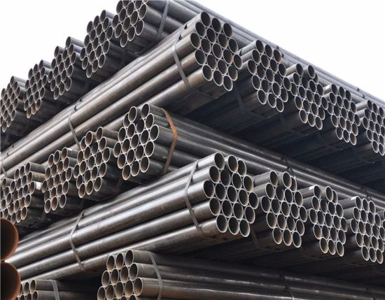 Top 500 China Youfa Brand ERW Carbon Steel Pipe pictures & photos