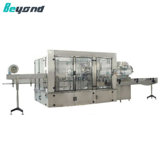 Full Automatic Mineral Liquid Water Pet Bottle Washing Filling Capping Bottling Machine pictures & photos