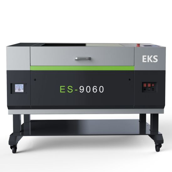 Laser Engraving and Cutting Machine for Acrylic, Plastic, Plywood, Cloth, Paper, Eks-9060 (B/D) pictures & photos