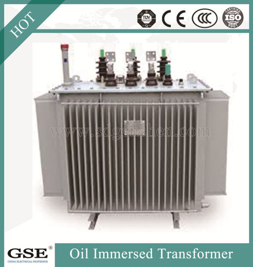 Power Step up Step Down Distribution Voltage Transformer