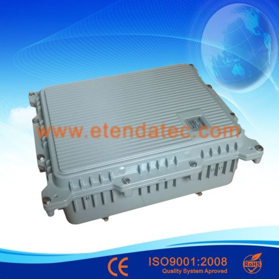 China 5W 37dBm Outdoor Signal Booster Amplifier WCDMA