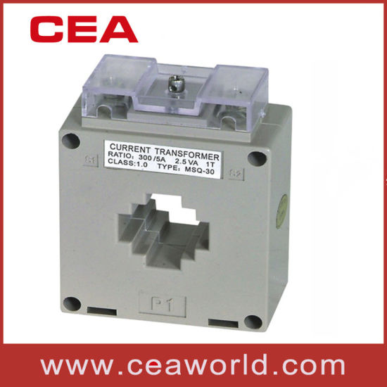 Low Voltage Msq Current Transformer for Switch Gear pictures & photos