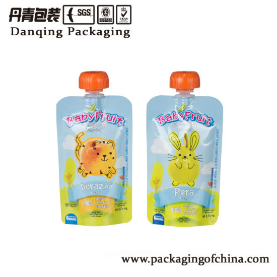 China Dq Pack Company High Quality Flexible Packaging Doypack for Any Liquid pictures & photos