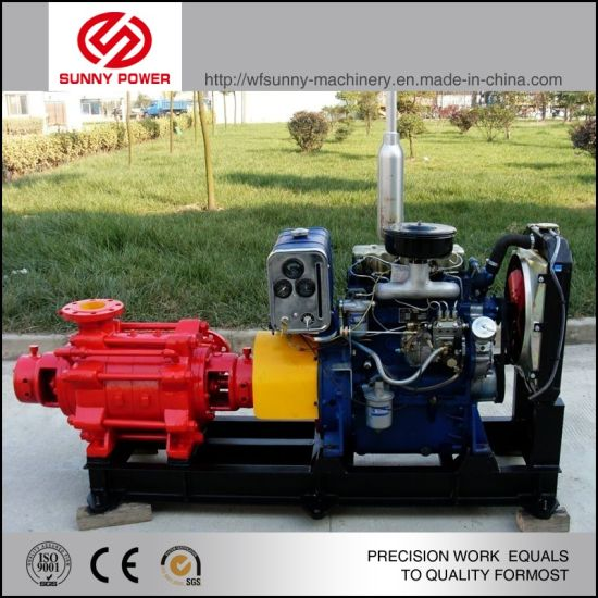 Factory Sales! ! ! 2inch- 20inch Agricultural Irrigation Diesel Water Pump with Best Quality and Lowest Price pictures & photos