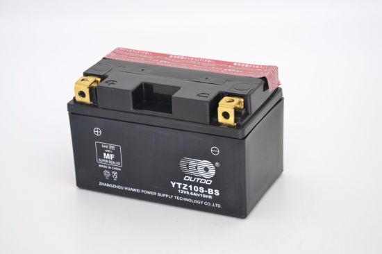 Motorcycle Super Sealed Battery Ytz10s-BS