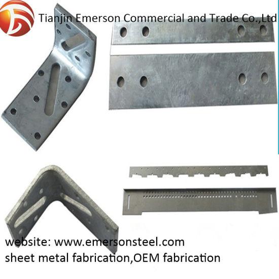 OEM Sheet Metal Fabrication Customized Steel Welding Cutting Machining Fabrication Parts