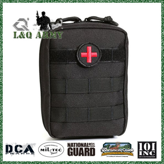 China Medical First Aid Ifak Blowout Utility Pouch - China
