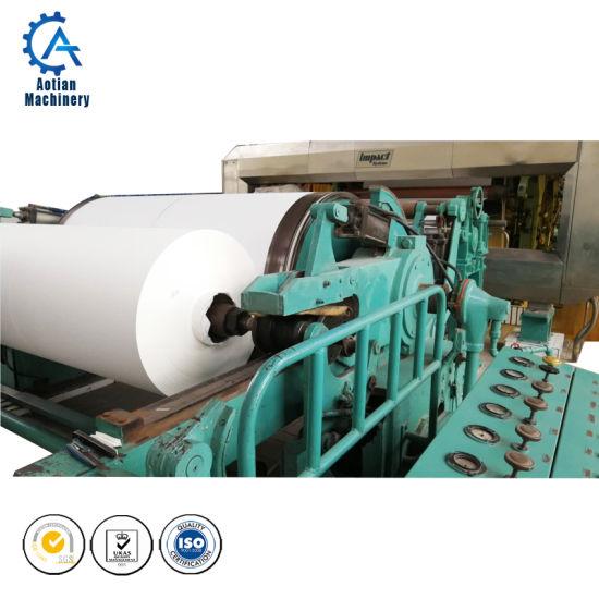 Culture Paper Machine A4 Paper Manufacturing Machine