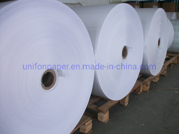 Grade Quality 405mm 656mm 844mm 52GSM Thermal Paper Jumbo Roll