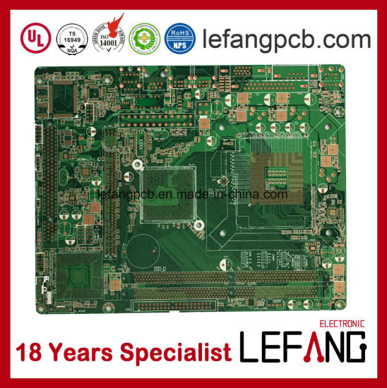 china fr4 1 2mm printed circuit board pcb for medical cure device rh lefangpcb en made in china com