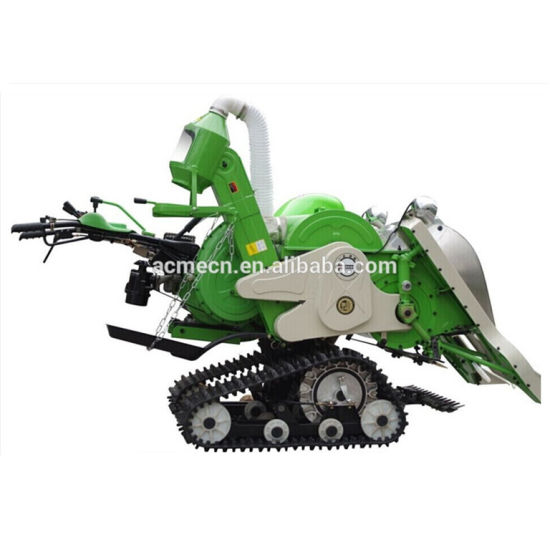Factory Export Big Volume Wheat Harvester/Rice Combine Harvester Machine pictures & photos