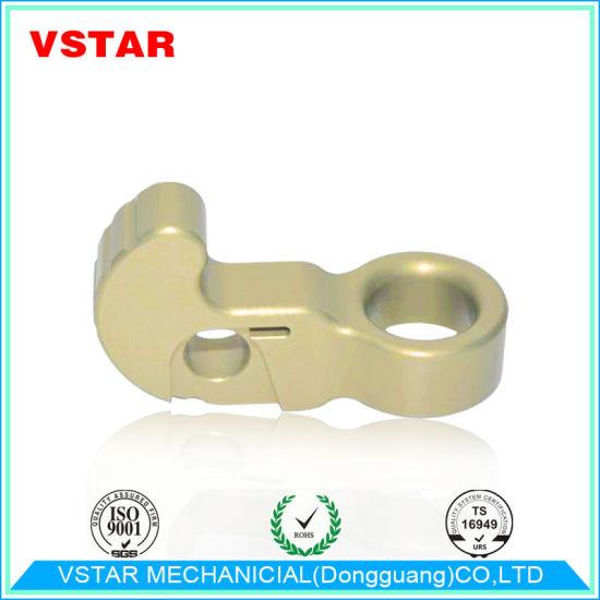 China Factory Customized High Precision CNC Machining Brass