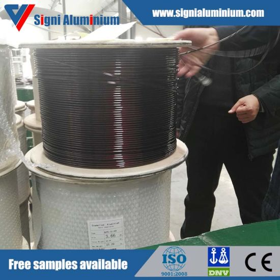 Enmelled Round Aluminum Wire for Oil-Immersed Transformer