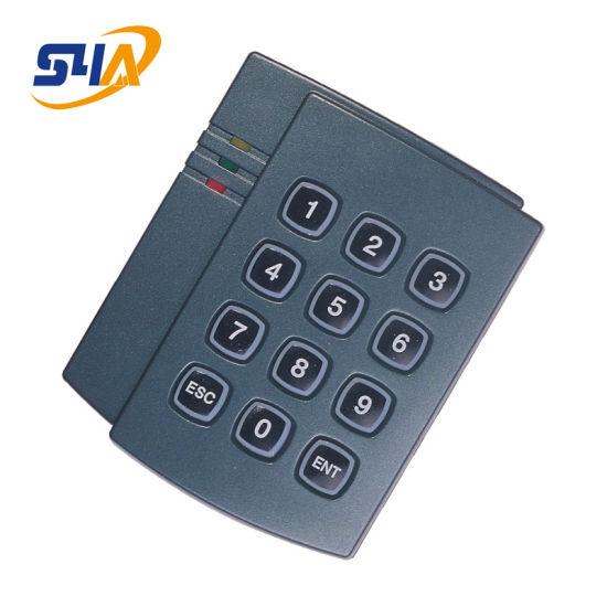 Door Access Control RFID Keypad Reader Card Proximity Wiegand 26 Weatherproof