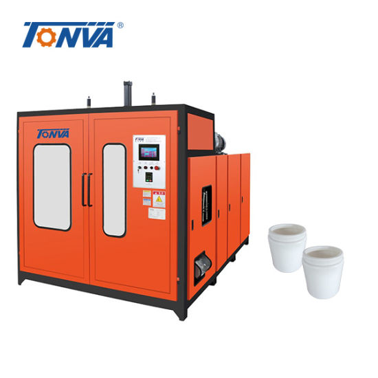 Plastic Soft PP Juice Jar Bottle Extrusion Blow Molding Machine