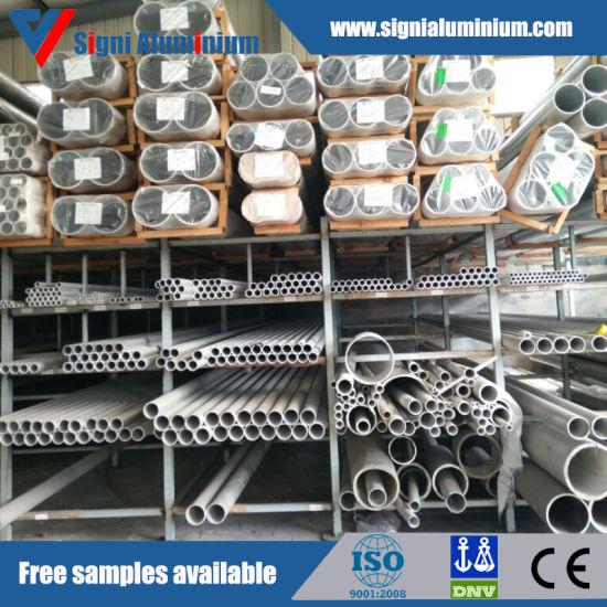 Round Aluminium Tubing