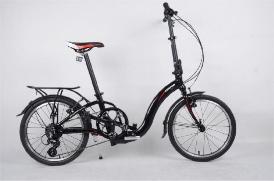 Old People Easy Riding- Folding Bike