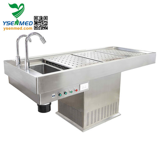China Ysjp-02 Hospital Dissecting Corpse Stainless Steel