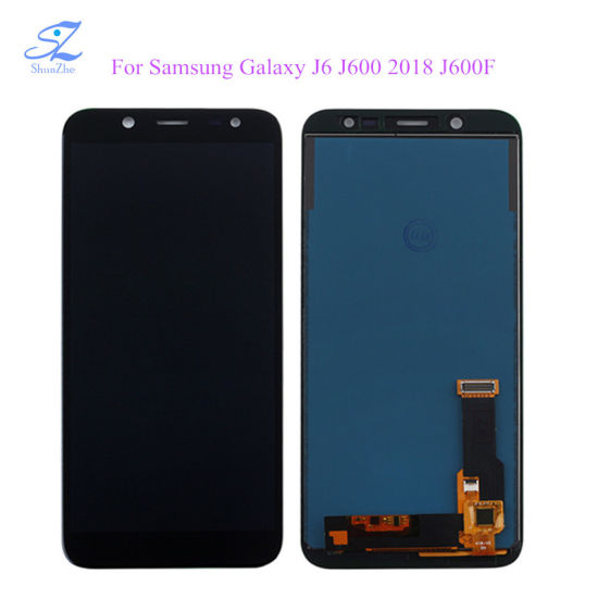 Mobile Phone Touch Screen TFT LCD Screen for Samsung Galaxy J6 J600 2018 J600f pictures & photos