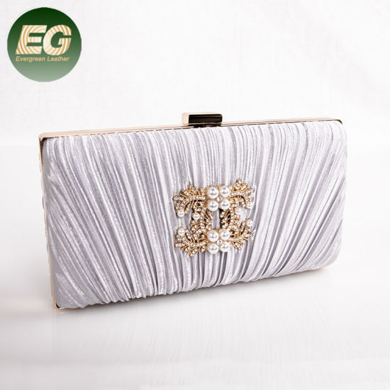 2018 Stylish Ladies Bags Luxury Clutch Evening Bag Wholesale Eb958