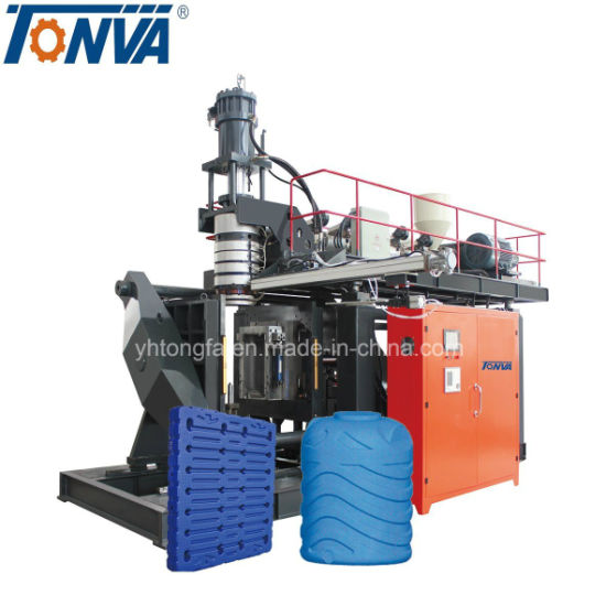 Tonva 1000 Liter Plastic Drum/ Water Tank Full Automatic Accumulator Type Blow Molding Large Machine
