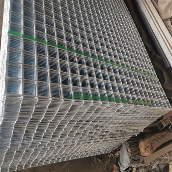2X2 Galvanized Welded Wire Mesh Panel, Stainless Steel Welded Wire Mesh Fence Welded Wire Mesh