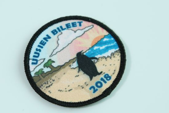 All Kinds of Apparel Woven Patch for Clothing/Shoe/Cap in Dongguan pictures & photos