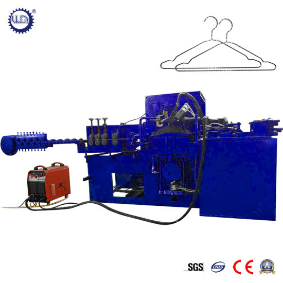 Cloth Hanger Making Machine (Welding type)
