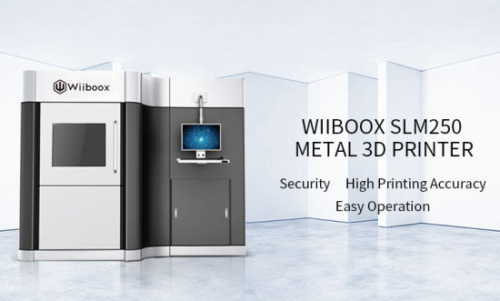 Wiiboox Wholesale Multi Material Laser Forming Technology Metal 3D Printer pictures & photos