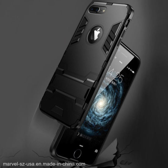 Iron Man Armor Hybrid TPU Hard PC Cover Phone Case for iPhone