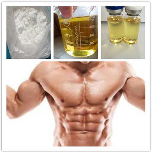 99% Purity Injectable Oxandrin Powder Man Fitness Use