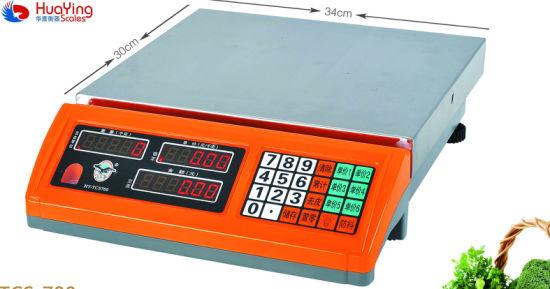 60kg Electronic Digital Weighing Computing Price Scale