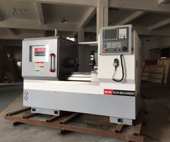 Hot Sale CNC Turning Machine (BL-H6140C/6150B/6150C/6166C) pictures & photos