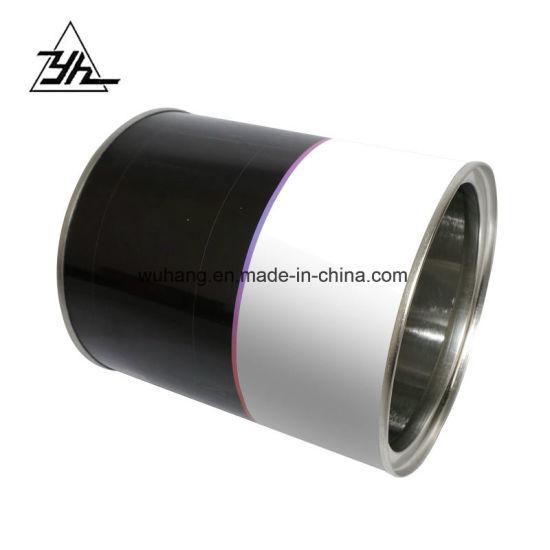 Wholesale Metal Tins with Squeeze Cap Custom Print Tin Can