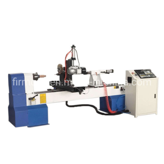 Polishing Function Automatic Wood Copying Lathe Turning for Staircase Wood Legs