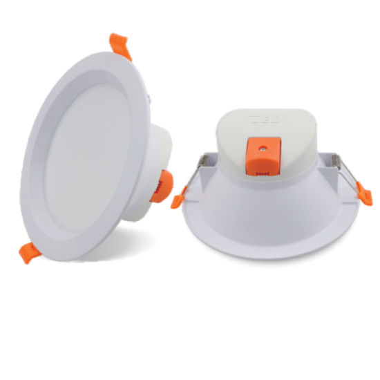 12W Very Low Price Competetive LED Downlight for Residential Rooms