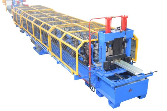 Full Automatic Hydraulic Motor Drive CZ Purlin Roll Forming machinery