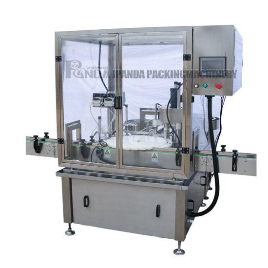 E-Liquid Gorilla Eyedrop Bottle Filling Capping Machine Line