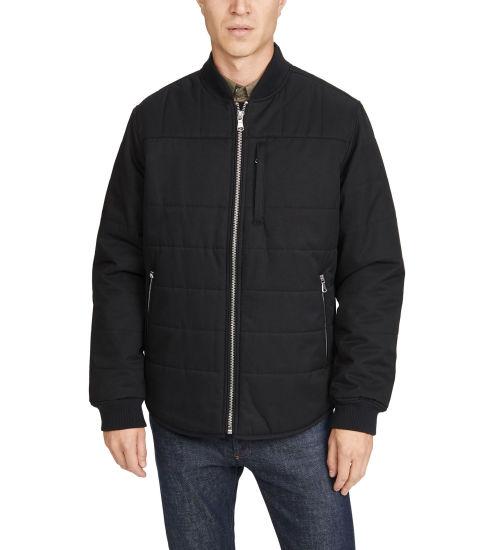 Wholesale Custom Fashion Bomber Jackets for Men Winter Thick Jackets&Coats