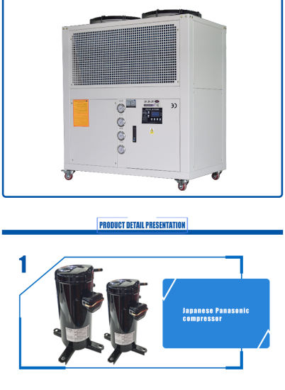 Quality Assurance Wholesale Water Cooler Industrial Chiller