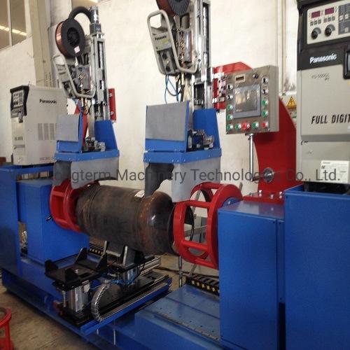 Automatic LPG Tank MIG Welding Machineries
