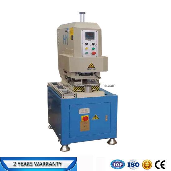 PVC Seamless Welding Machine with Corner Clean /PVC Window Machine