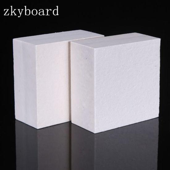 Fire Resistant Insulation Board for Industrial Boiler/1260 Refractory Ceramic Fibre Board