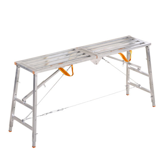 Steel Folding Stool Work Platform From China